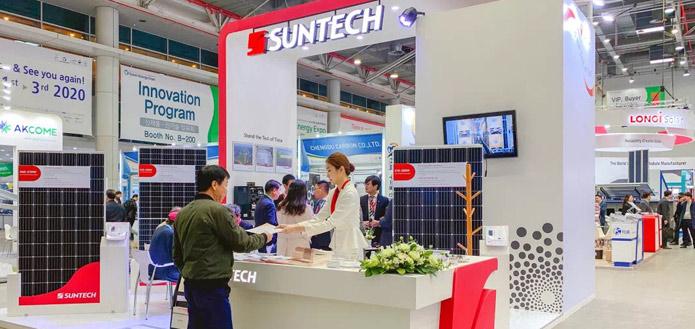 Suntech-attended-Green-Ener